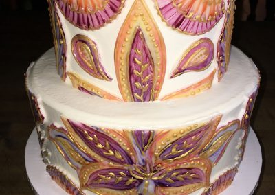 hand-illustrated-theme-wedding-cakes-wilmington-nc
