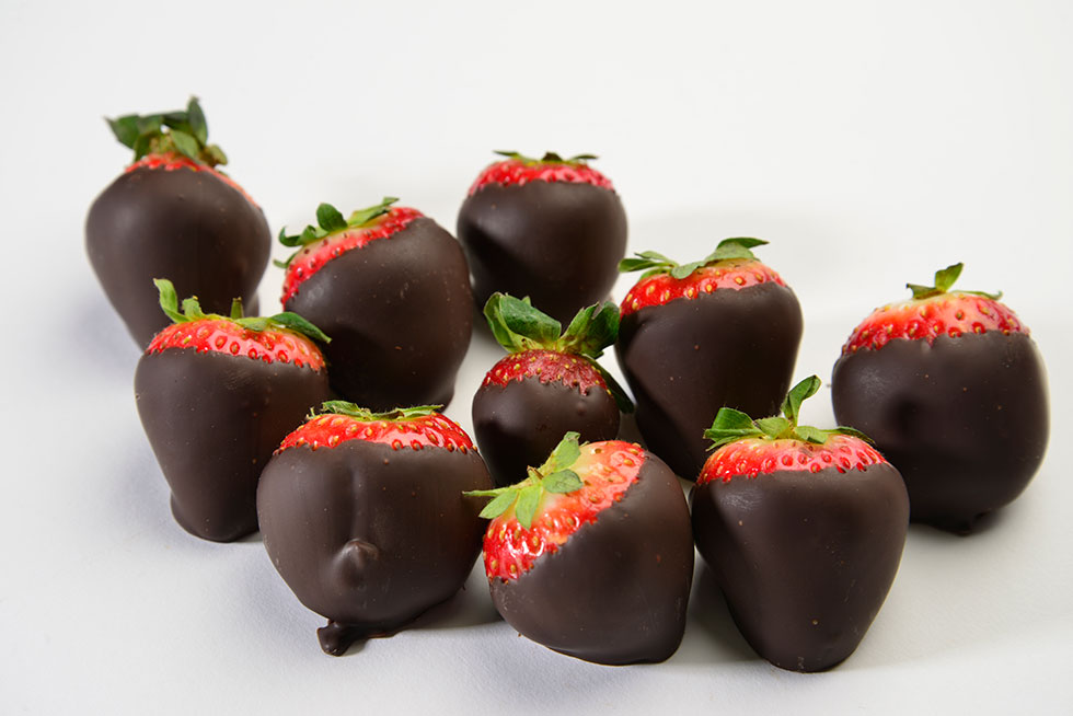 Chocolate Covered Strawberries Ws