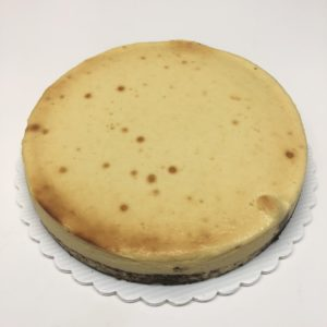 9' Bailey's Cheesecake